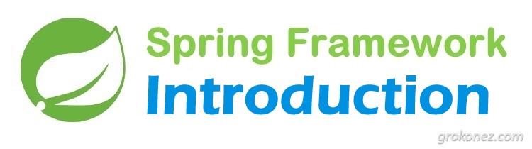 Spring Framework – Introduction