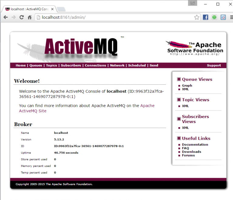 activemq-welcome