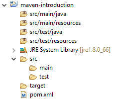 maven-project-structure