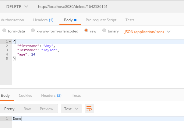 new feature requestmapping springmvc @deletemapping