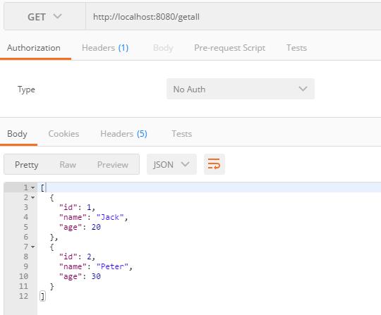 Spring Boot Spring Integration Http Inbound Channel - get result