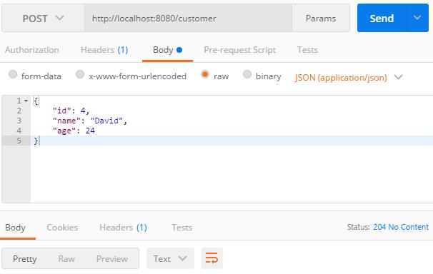 Spring Boot Spring Integration Http Inbound Channel - post result