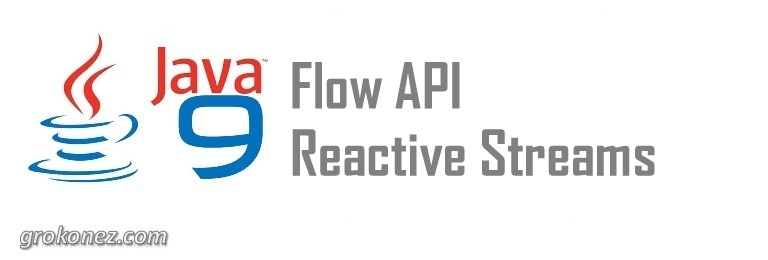 Java 9 Flow API – Reactive Streams