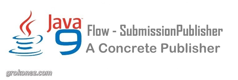 Java 9 FLow SubmissionPublisher – A Concrete Publisher