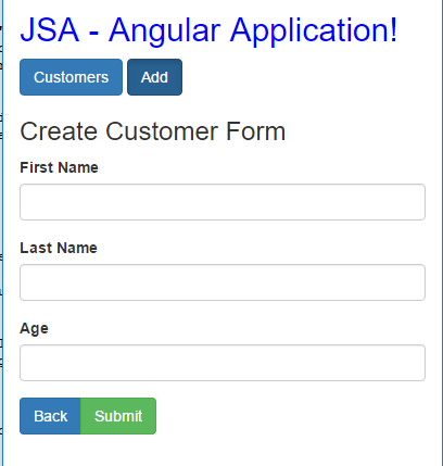 angular http client post put deletet - back - submit button