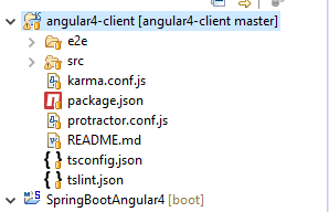 angularjs4 client after filter node_modules
