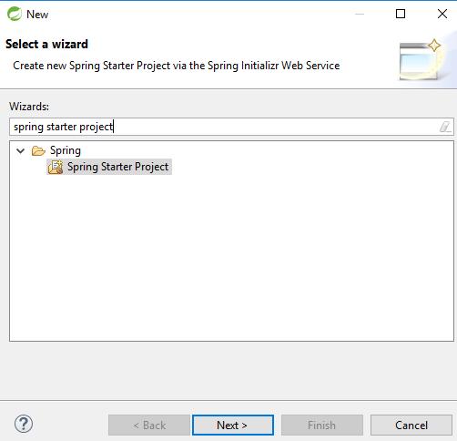 springboot kotlin helloworld - spring starter project