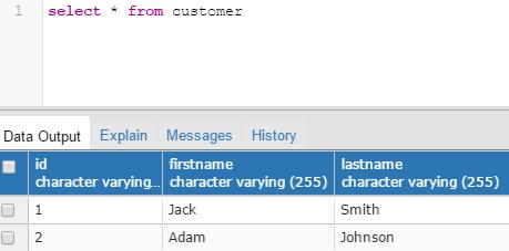 Springboot Caffeine Cache - database initial
