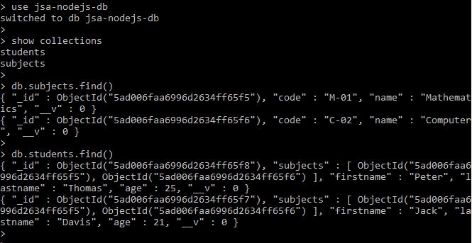 nodejs-express-mongodb-mongoosejs-many-to-many-related-documents-init-data