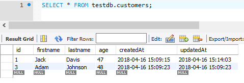 nodejs-express-restapis-sequelize-crud-check-database-customer-table