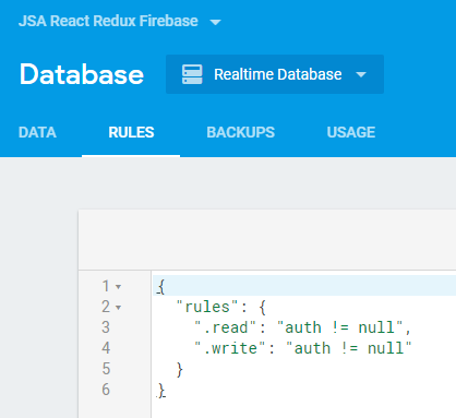 react-redux-firebase-auth-example-firebase-database-config-rules