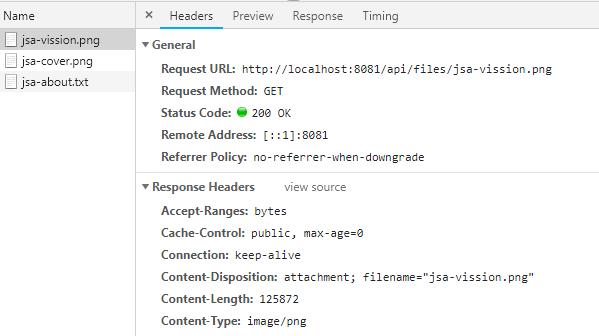 NodeJS-Express-Multer-Upload-MultipartFile-Ajax-Jquery-Bootstrap-download-file-request