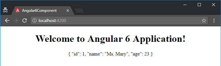 angular-6-component + integrate-angular-new-component-with-angular-6-application