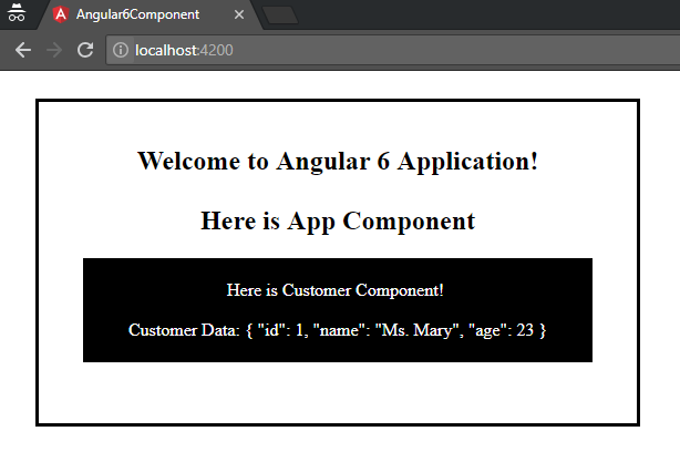 angular-6-component + visualize-angular-6-parent-component-child-component-integration