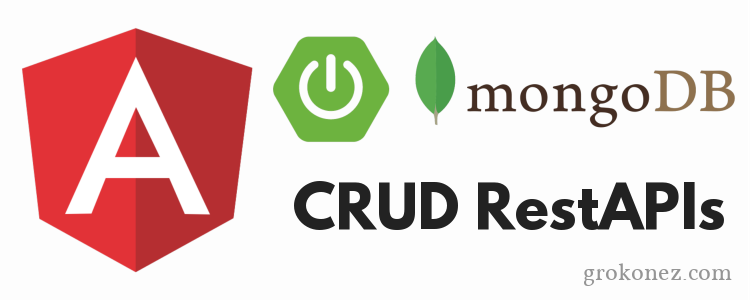 Spring Boot + Angular 6 example | Spring Data + REST + MongoDb CRUD example