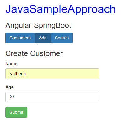 spring-boot-angular-6-spring-rest-api-data-cassandra-add-customer