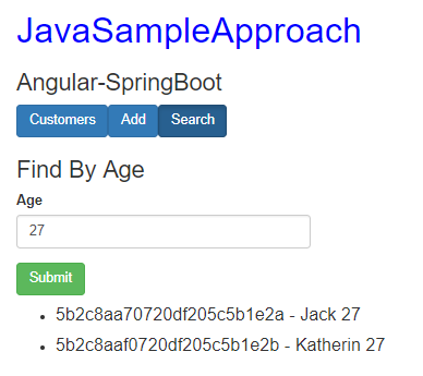 spring-boot-angular-6-spring-rest-api-data-mongodb-search-customers