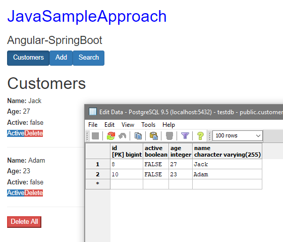 spring-boot-angular-6-spring-rest-api-data-postgresql-delete-customer