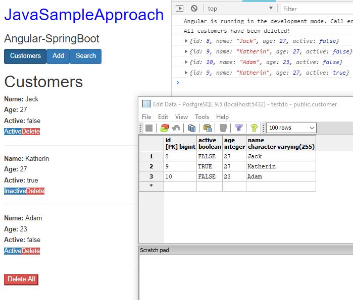 spring-boot-angular-6-spring-rest-api-data-postgresql-update-customer