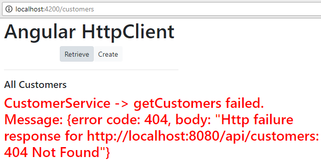 angular-6-error-handling-catch-error + get-all-customer-404-error