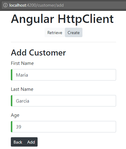 angular-6-http-client-nodejs-express-restapis-sequelize-orm-mysql + add-customer