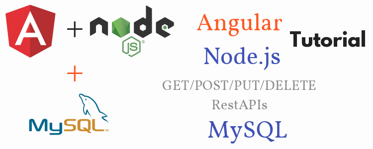 Angular 6 HttpClient Crud + Node js Express Sequelize + MySQL - Get