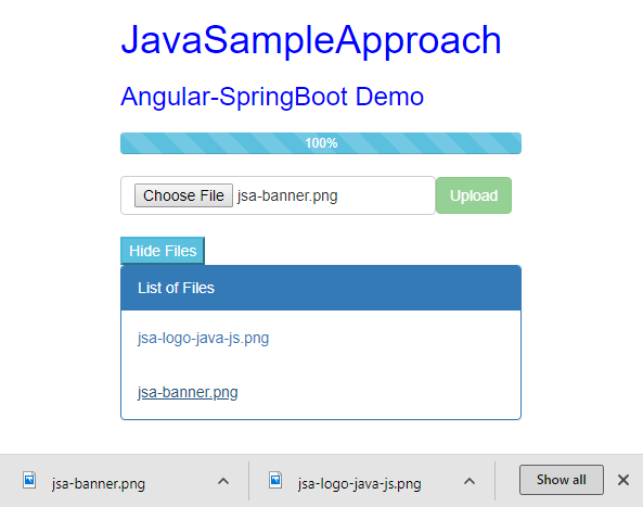 angular-6-upload-download-files-springboot-postgresql-results