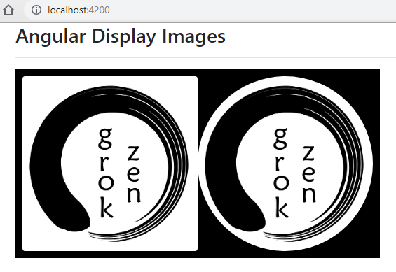 Angular-6-Display-Image-Amazon-S3-Spring-Boot-Rest-API + results