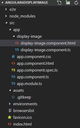 Angular-6-Display-Images-From-SpringBoot-RestAPIs + Angular project