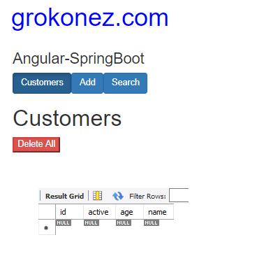 kotlin-spring-boot-angular-6-crud-httpclient-spring-rest-api-data-mysql-crud-spring-jpa + delete-all-customers
