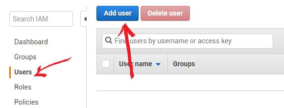 springboot-rest-api-upload-download-file-image-s3-aws + s3-add-user-step-0