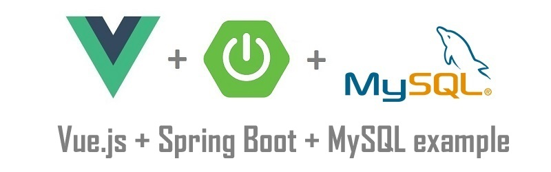 Spring Boot + Vue.js example | Spring Data JPA + REST + MySQL CRUD