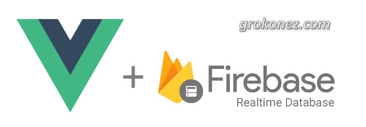 Vue.js Firebase Database example – CRUD Operations