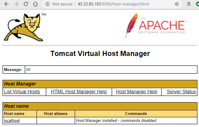 install-java-in-linux-remote-server-with-vultr-hosting-vps-tom-cat-host-manager