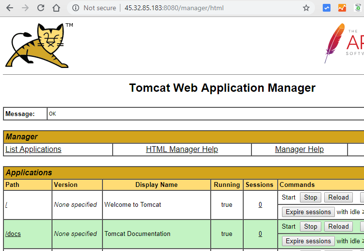 install-java-in-linux-remote-server-with-vultr-hosting-vps-tom-cat-manager-app