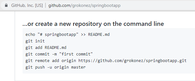 Deploy-SpringBoot-with-PostgreSQL-on-Heroku-hosting---create-Git-Repository