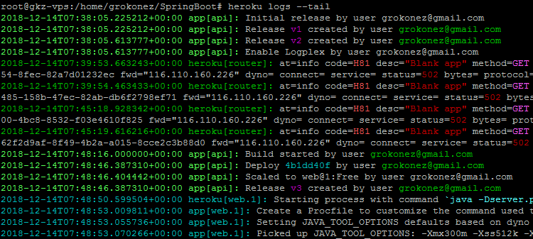 Deploy-SpringBoot-with-PostgreSQL-on-Heroku-hosting---heroku-log