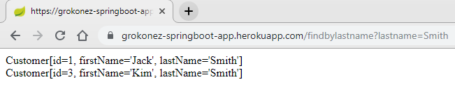 Deploy-SpringBoot-with-PostgreSQL-on-Heroku-hosting---restapi-test-get-customer-by-lastname