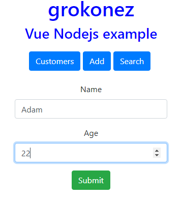 Vue-nodejs-express-restapi-sequelize-postgresql---add-customer
