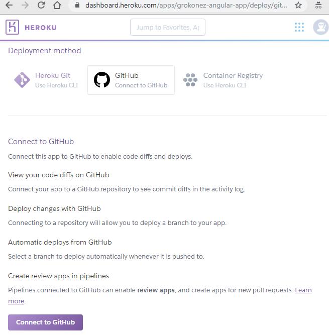 deploy-angular-application-on-heroku-hosting-create-connect-to-github-for-deployment