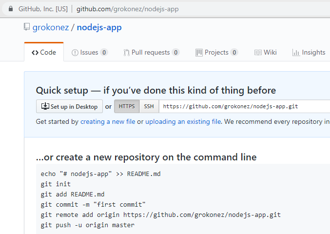 deploy-nodejs-with-mysql-on-heroku---create-git-repository
