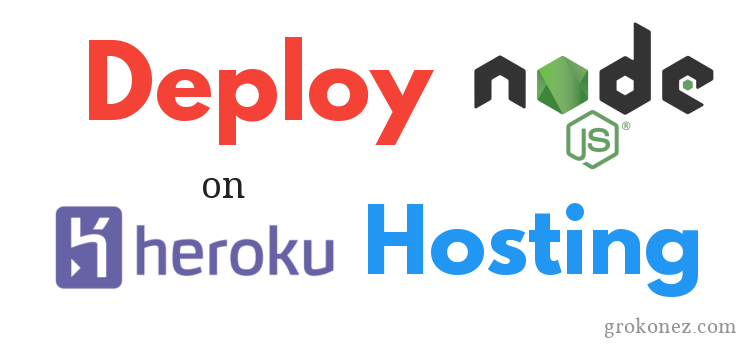 Heroku + Node.js + Sequelize + PostgreSQL – How to Deploy Node.js Web Application with PostgreSQL on Heroku platform using Heroku CLI