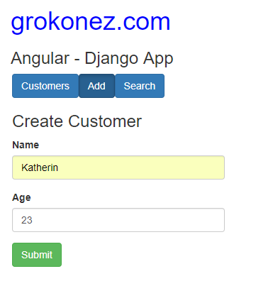django-angular-6-example-django-rest-api-mysql-angular-add-customer