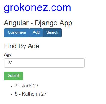 django-angular-6-example-django-rest-api-mysql-angular-search-customers
