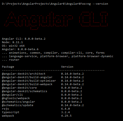 how-to-install-angular-8-project-locally-angular-cli-successful