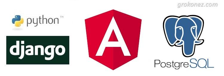 Django RestApis CRUD Application with Angular 6 & PostgreSQL tutorial
