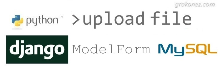 Django – How to upload, view, delete file using ModelForm and MySQL