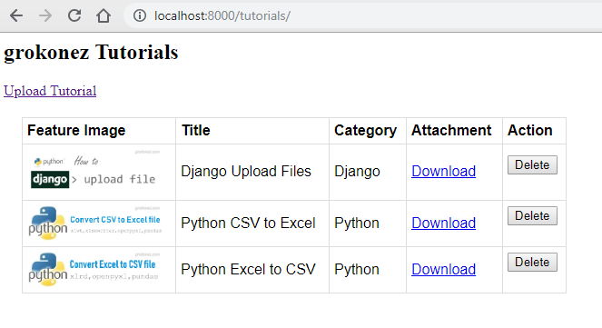 django-upload-file-model-form-example-mysql-view-list-template
