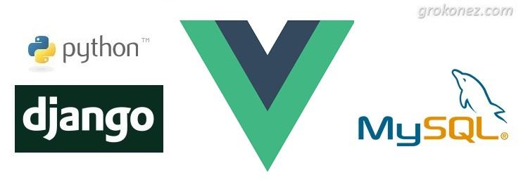 Django CRUD Application with VueJs as front-end | VueJs + Django Rest Framework + MySQL example – Part 2: Django Server