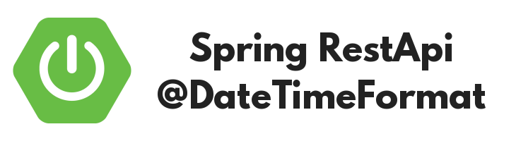 How to use @DateTimeFormat to format Date Time request param in SpringBoot RestAPI